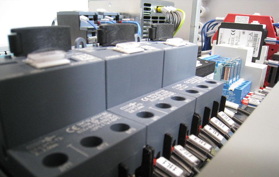 Electrical panels - CF Cablaggi